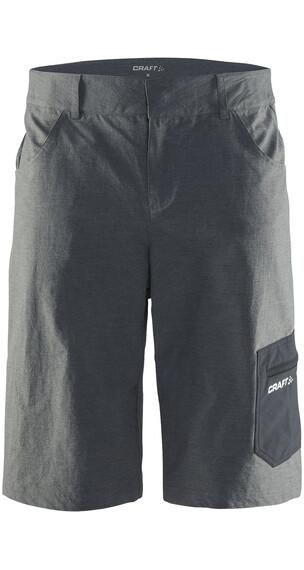 Craft Reel XT Shorts Men Dark Grey Melange